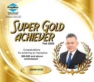 Super Gold Achiever