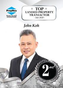 Top Landed Transactor